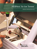 NEBNext Ion Torrent Broschüre