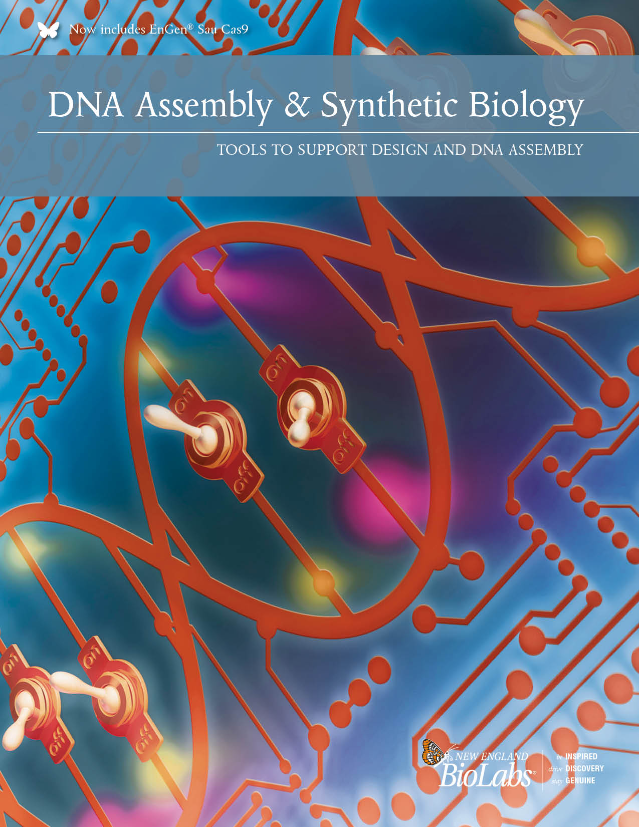 DNA Assembly and Synthetic Biology Brochure