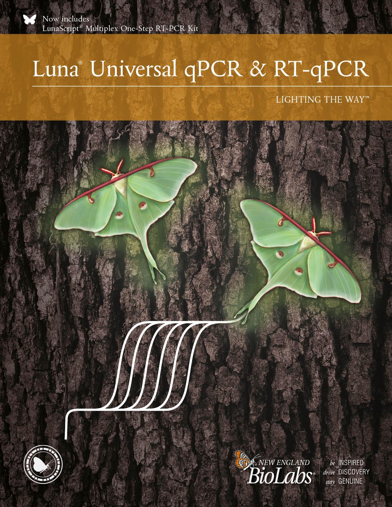 Luna qPCR Broschüre