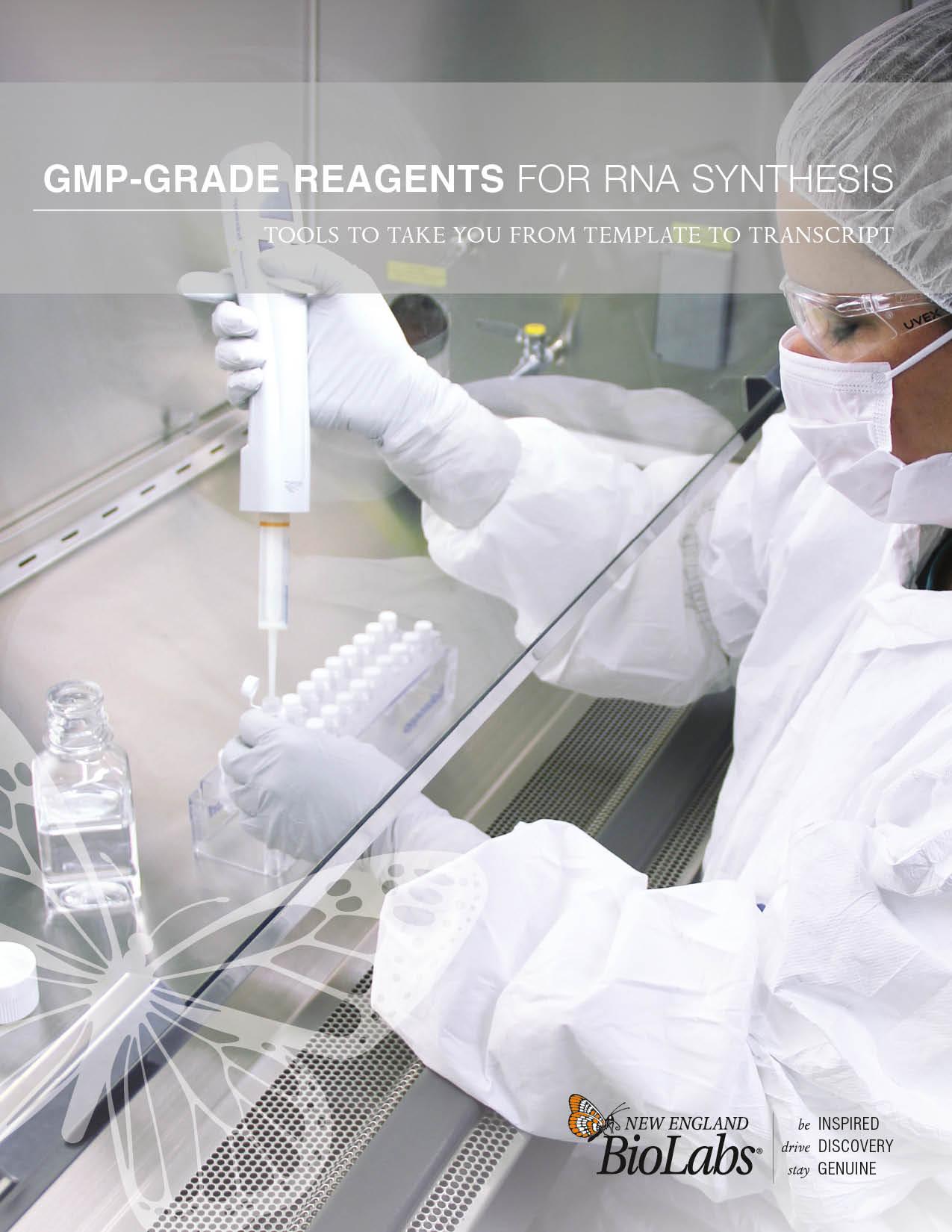 GMP Grade Reagents