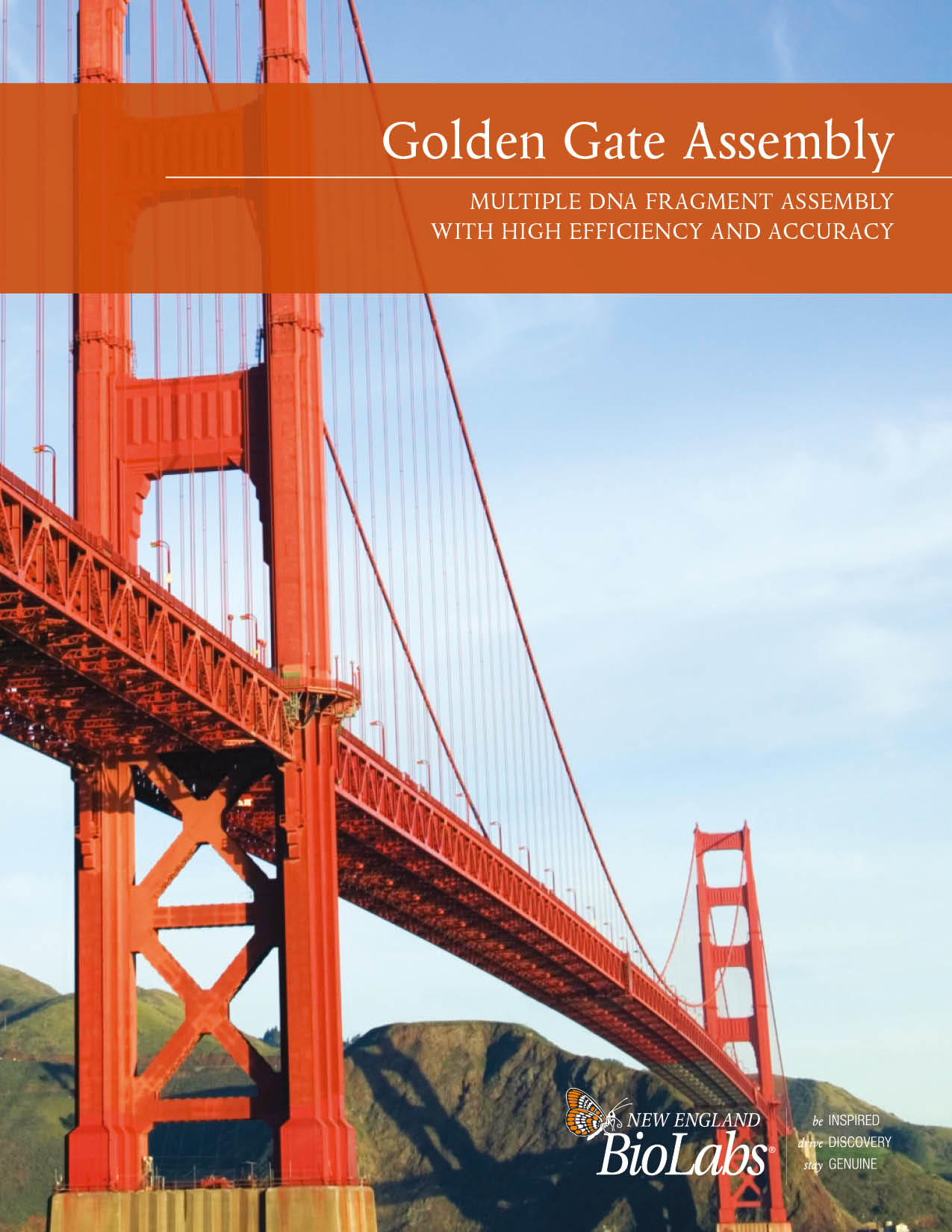 Golden Gate Brochure