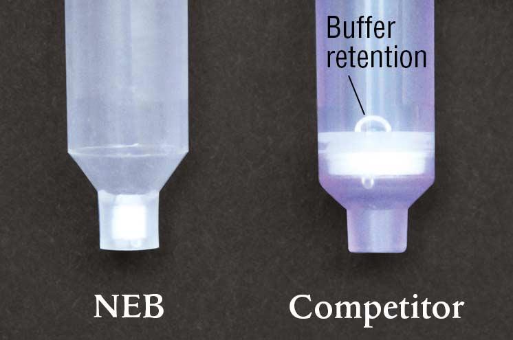 Comparison Columns Monarch Competitor