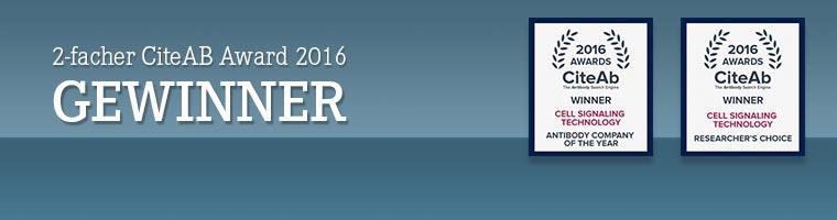 CiteAB-Award 2016