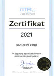 Datenschutz-Zertifikat_NEB_2021